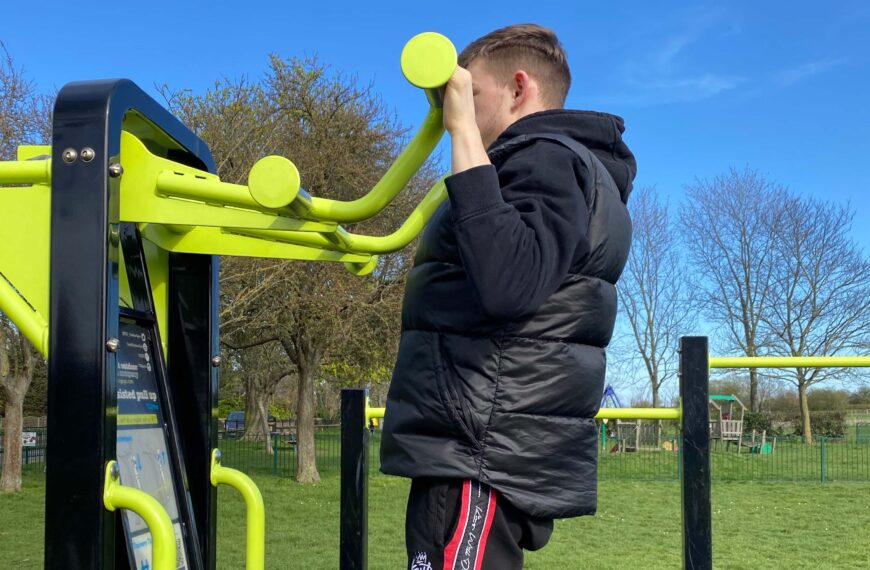 Outdoor gym, fitness trails and youth club boost for Tilbury