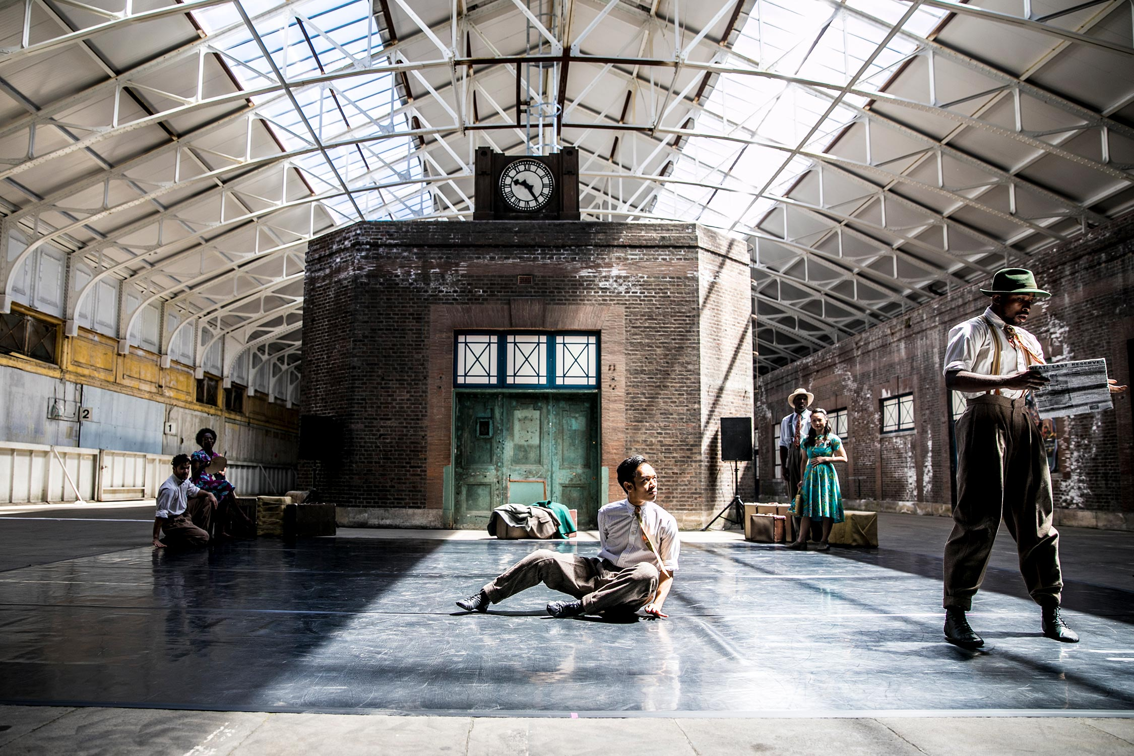 The Heritage – Tilbury Riverside Railway Station